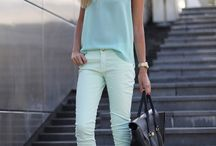 Spring/Summer Fashion / by Brittany Leverett