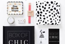 Box of Chic / A new home decor subscription box   www.boxofchic.com @boxofchicstyle