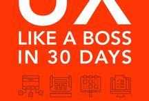 UX Like a BOSS in 30 Days