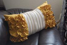 pillows / by Rachel Gray
