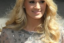 Carrie Underwood, my idol / by Elizabeth Moultrie