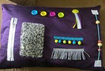 mantas y cojines sensoriales