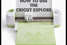 Cricut Explore / by Linda Sloup