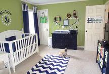 Jen's baby nursery