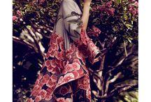 nature inspirations + fashion
