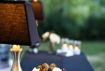 Table Settings / Centerpieces galore!  / by Wedding Favors