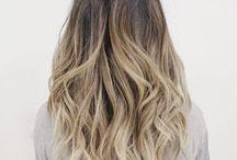 Cabelos ombre hair