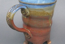 Mugs, Teapots and Handle Design / by Lynn Armstrong