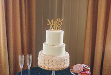 Dekor meja wed cake