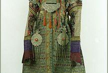 中国古代民族服饰