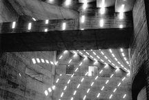Artchitecture / A collection showcasing the graphic qualities of architectural design.