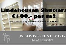 Shutters / mooie shutters op maat te maken, massief hout, sterke kwaliteit beautifull shutters custom-make, massive wood, strong quality