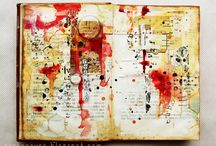 Art Journal Inspiration / by Rhonda Ingle-Turner