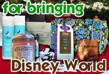 Disney Souvenirs / Ideas for treasuring your vacation memories.