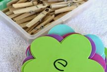 My Early Preschool Classroom / by Tonya Srader