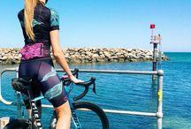 Mujeres Ciclistas