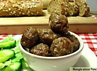 polpette melanzane light