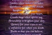 Uplifting Quotes- Sympathy