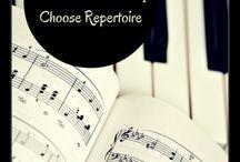 Piano Pedagogy / Inspirational ideas for piano pedagogy.