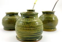 Unique yerba's vessels / Unique materos, made in Poland on potter's wheel. How do you like it?  http://www.etnobazar.pl/search/matero+unikat+ds:1