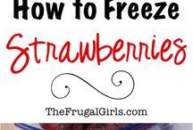 Food - freeze