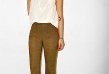 Fashion ✄ Pants (Olive)