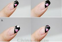 Nail Art Tutorials ♡