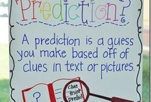 Making Predictions / Ideas for teaching how to make predictions in the elementary classroom