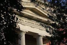 Recursos web sobre a Real Academia da Lengua / Recursos en internet sobre a Real Academia Española, co motivo da conmemoración, en 2013, do seus 300 anos