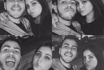 Eu e ela / As fotos com os melhores momentos da minha vida, ao lado do meu amor♥️