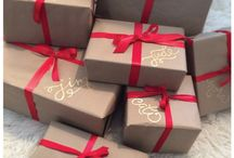 Kraft paper | Wrapping gifts / Kraft paper | Wrapping gifts