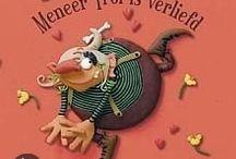 Boeken: over valentijnsdag