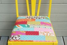 Chair / Patchwork ideas