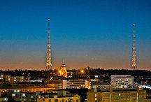 Lahti / Lahti-aiheisia kuvia. Lahti on yksi Etelä-Suomen suurimpia kaupunkia.