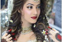 Indian Bridal makeup 2016 / Indian Bridal makeup 2016