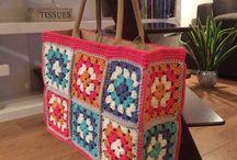 crochet AH tassen