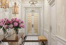 ➳ { Hallway } Designs