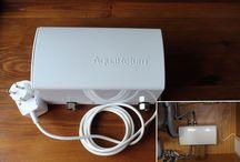 AquaReturn en los hogares / Los primeros AquaReturn ya están instalados en los hogares de los compradores más avispados