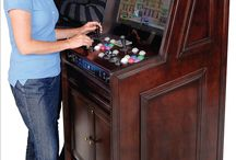 low cost arcade machines