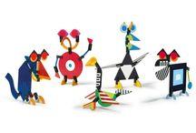 Collage dyr