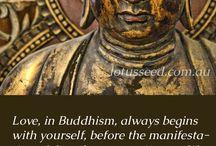 Buddhism love