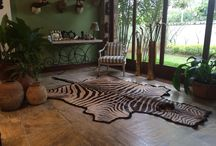 Cowhide Rugs - Customer Pics / Pictures our customers have shared of Cowhide Rugs purchased from us