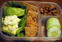Packing a lunch / by Brenda Ilschner