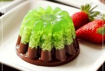 All about Puding (Agar-agar)