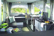 Pop up caravan/camper