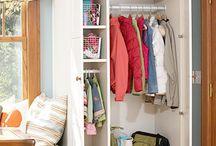 Closets & Storage / by Jennifer Sammons