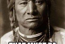Native American Memes