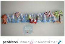 Banner handmade
