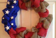 Wreaths / by Kayla Fugitt