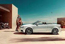 Audi A3 Cabriolet / Love is in the air!